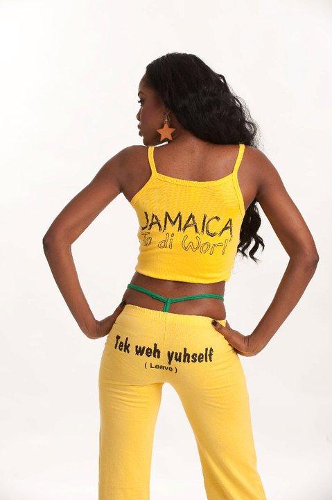 Jamaican Men Fashion