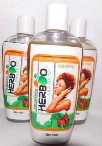 Herboo 100% Organic Shampoo