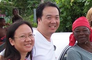 Visiting Nursy in 2005
